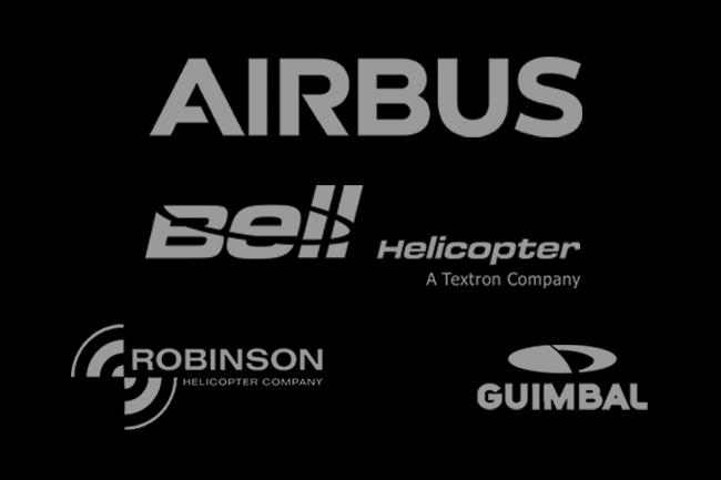 Conseil à l'achat d'hélicoptère pour les marques Airbus, Bell, Robinson et Guimbal