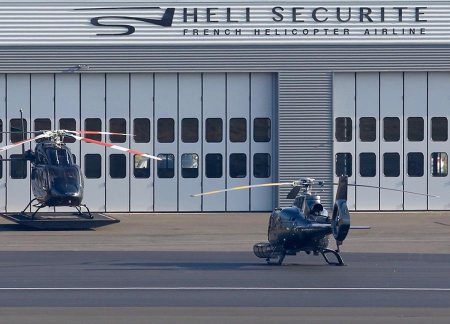 Maintenance et Gestion d'Hélicoptère