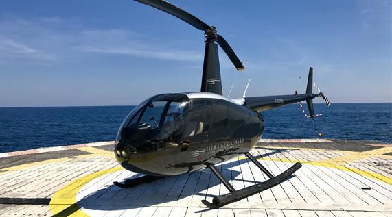 hélicoptère rh 44 2