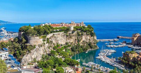 Vol panoramique Monaco