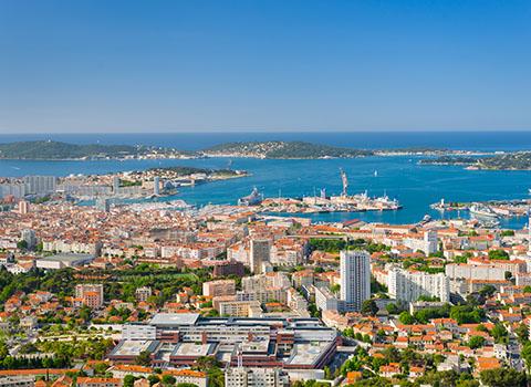 Hélicoptère Toulon