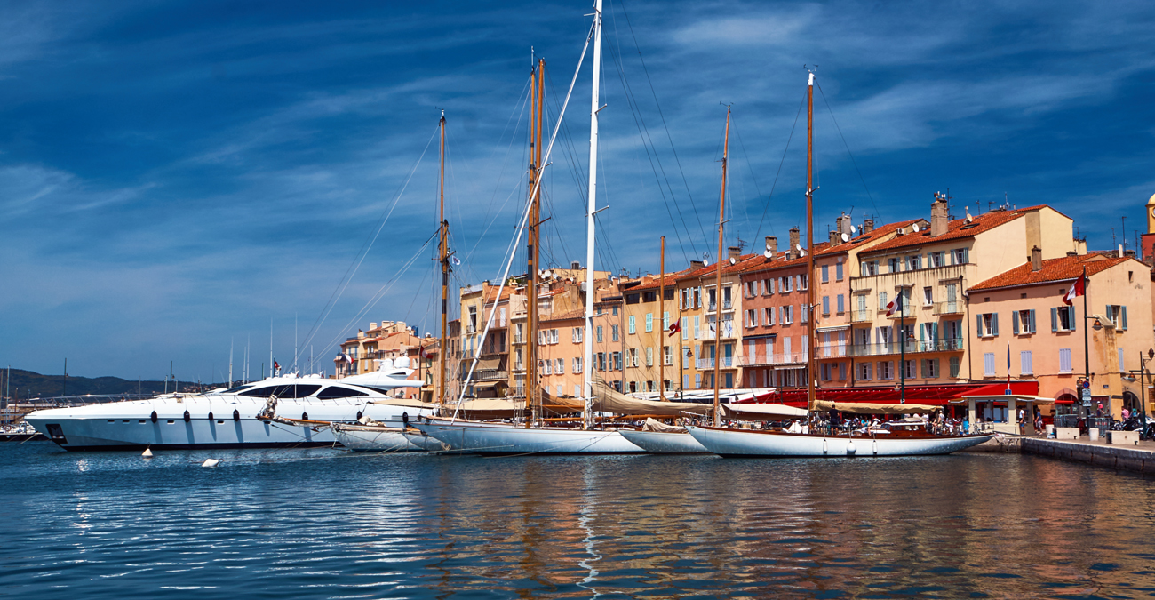Transfert régulier en hélicoptère de Saint-Tropez à Nice