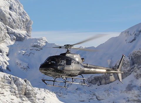 Gstaad Helicopter