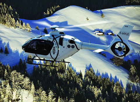 Megeve Helicopter