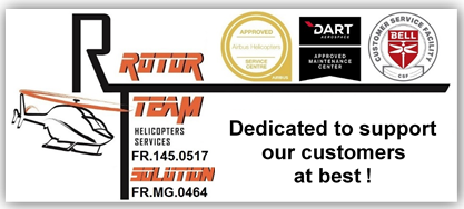 Logo of the Rotor Team Company