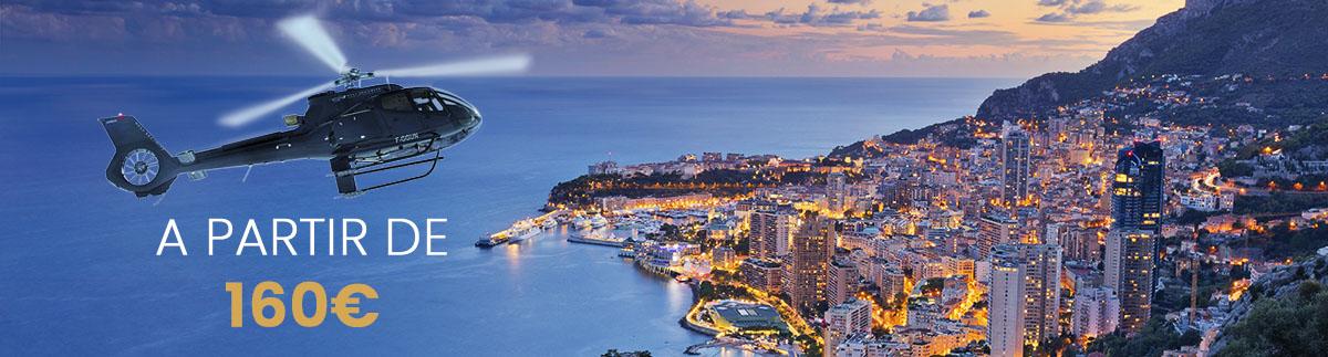 La Principauté de Monaco vue du ciel