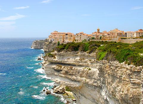 City of Bonifacio, Corsica