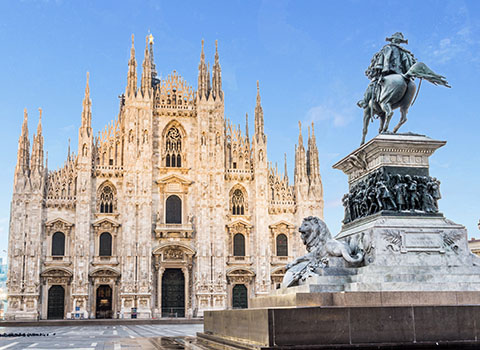 City of Milan, Italy