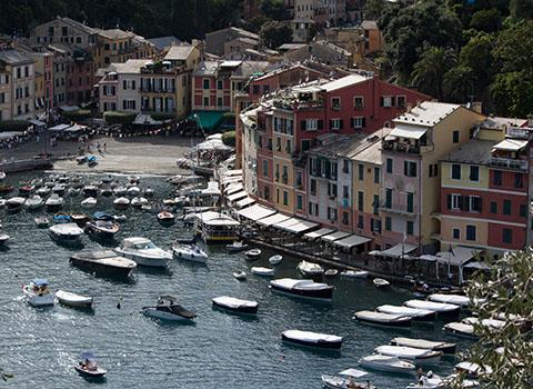 City of Portofino, Italy