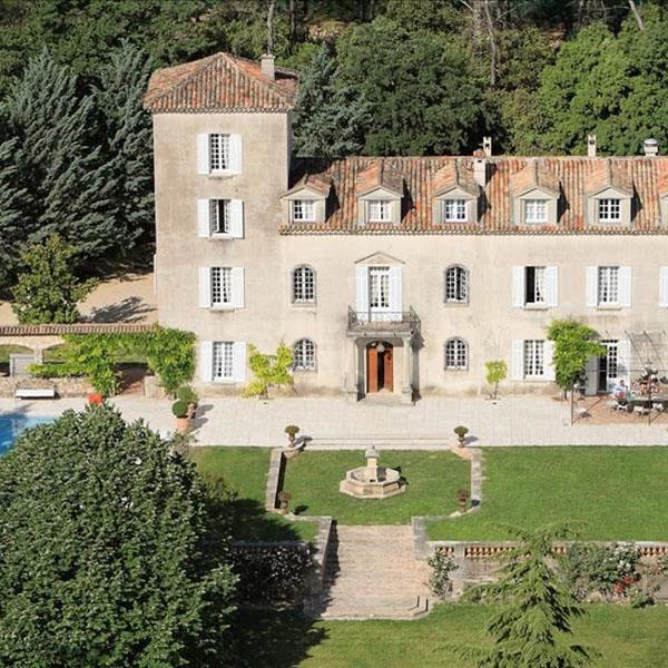 Château Roubine à Lorgues