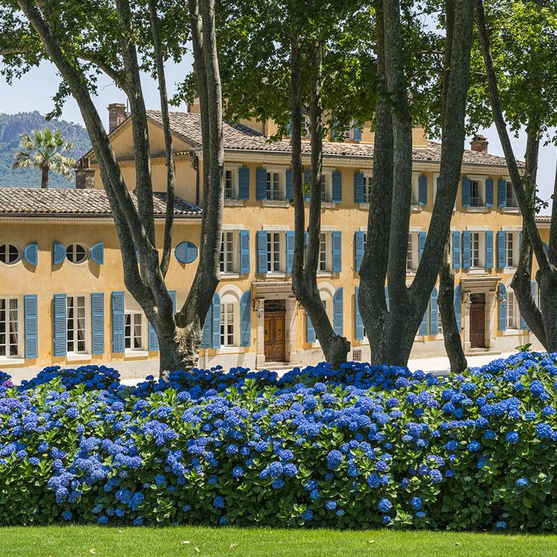 Château d'Esclans à La Motte en Provence