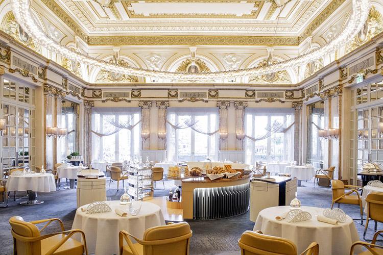 Restaurant Louis XV à Monaco