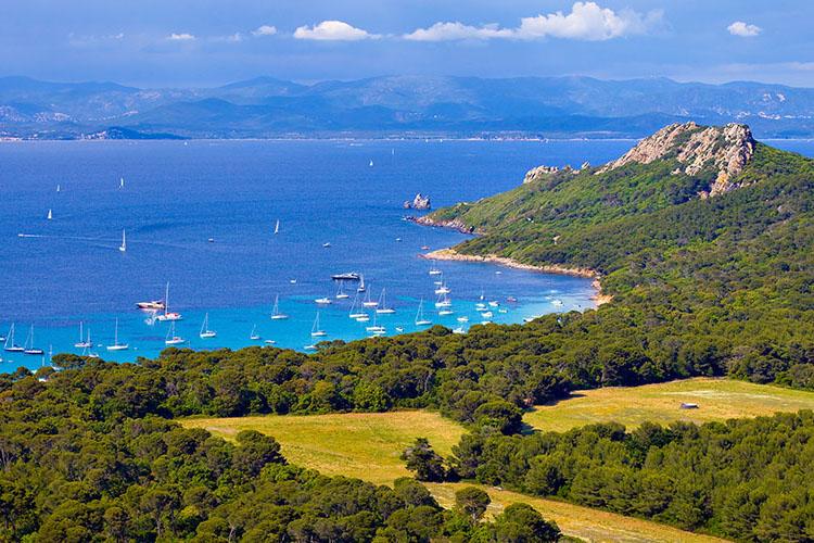 Vol panoramique au départ de Monaco
