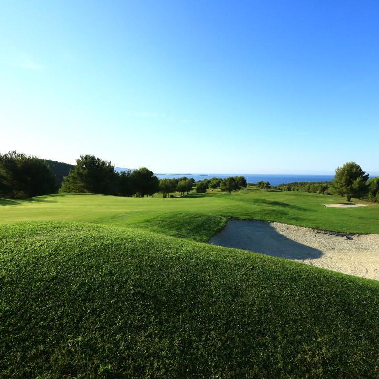 Golf Le Dolce Fregate Provence