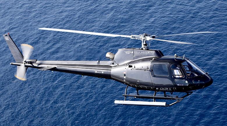 Initiation au pilotage d'hélicoptère